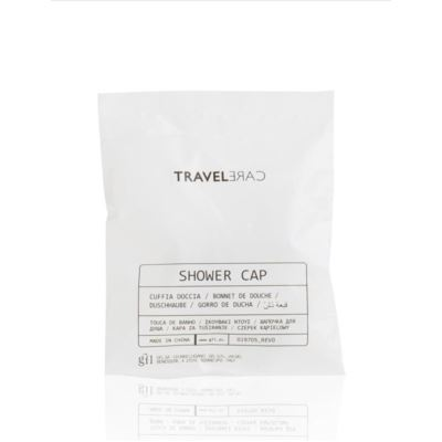 CUFFIA DOCCIA, TRAVEL CARE